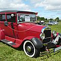 FORD Model A 2door Sedan Custom 1928 Eutingen (1)