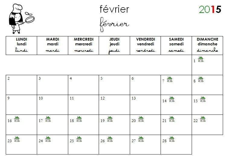 Le calendrier 2014 2015 loup glac - Moustaches maternelle ...