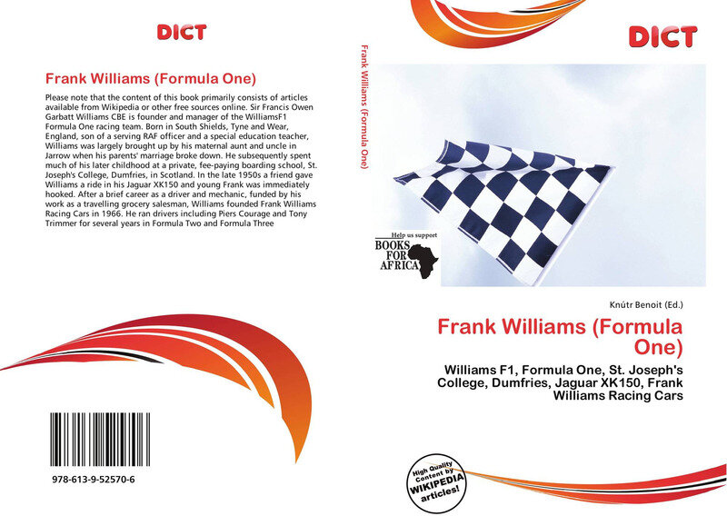 FRANK WILLIAMS DICT