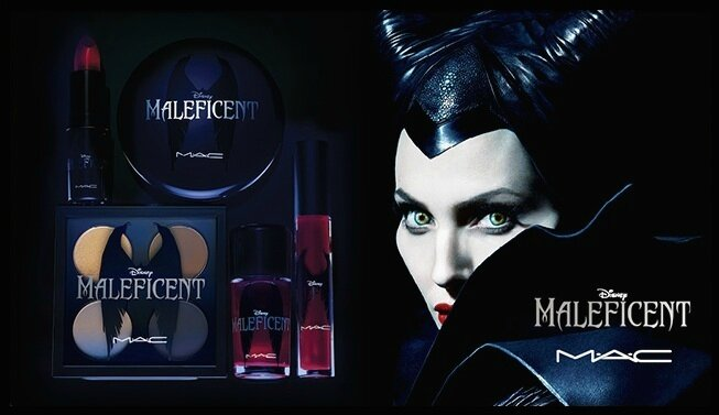 mac cosmetics maleficent 1