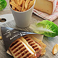 Paninis raclette