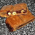 Ronde interblog n°34 : brownies au nutella et noisettes