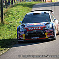 2011 : Rallye de France - Alsace WRC