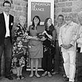 Ouest france - la ludothèque du trégor primé par la fondation de france - prat