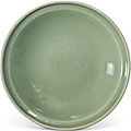 A Longquan celadon dish, Ming Dynasty (1368-1644)