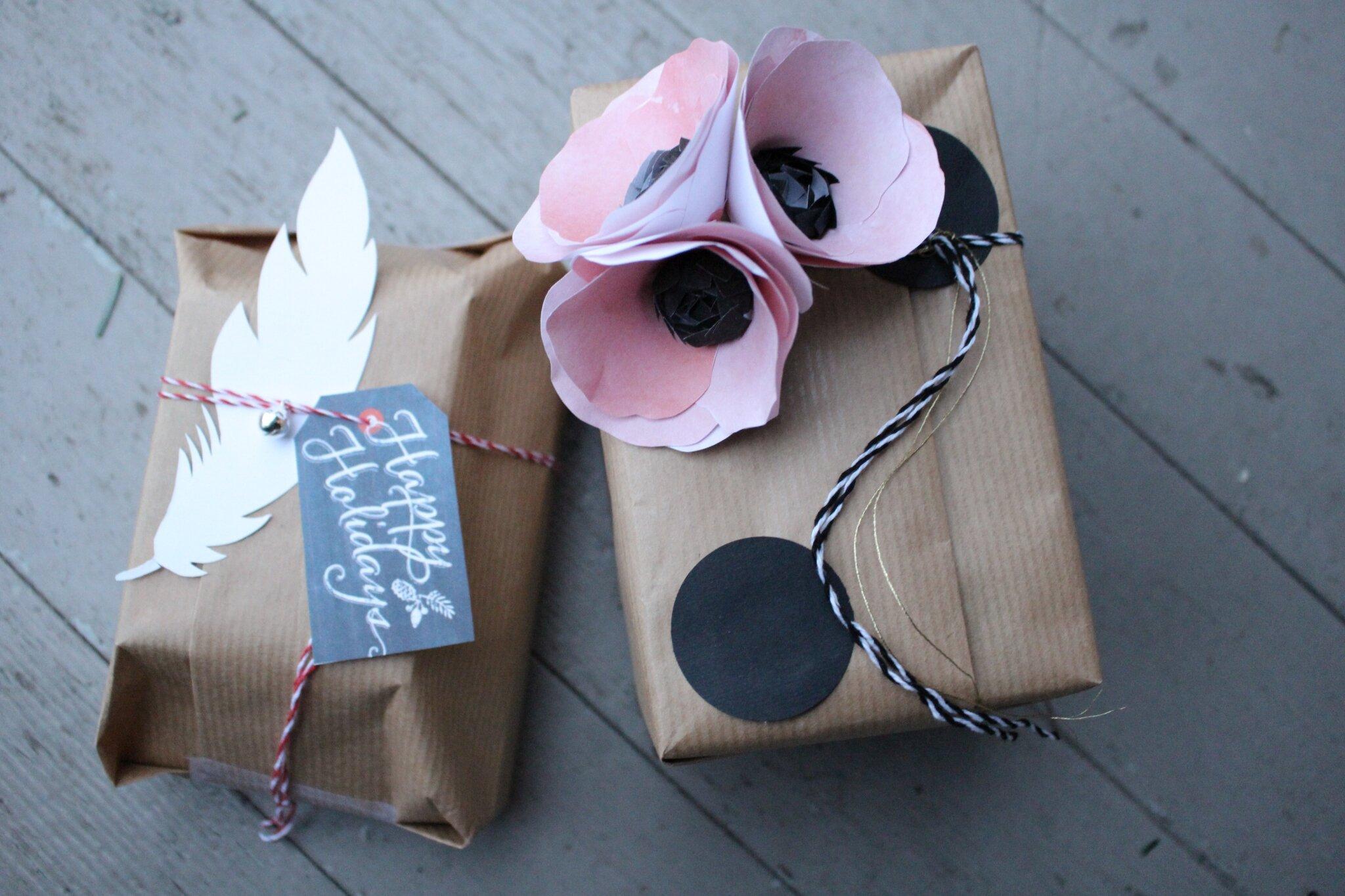 Paquets cadeaux 2014