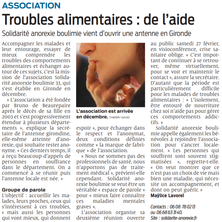 2021 02 26 SO Association Troubles alimentaires de l'aide