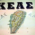 Les villages de kéa