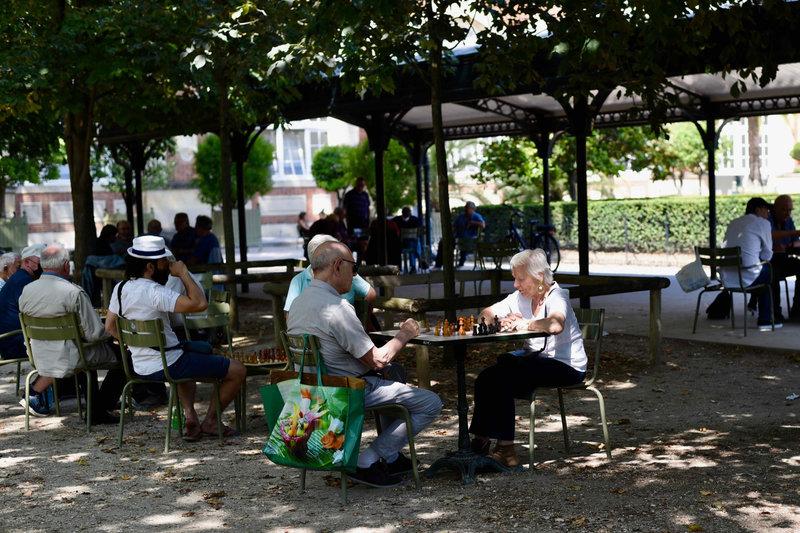 jardin du Luxembourg 17 - 1