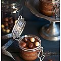 Pour pâques, un dessert de faussaire... { connaissez-vous le jus de pois chiches monté en neige?}