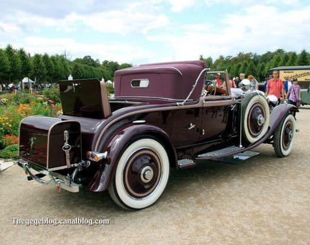 Hispano suiza H6B cabriolet de 1928 (9ème Classic Gala de Schwetzingen 2011) 02