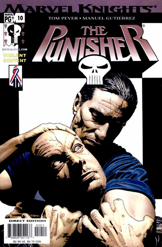 punisher marvel knights V3 10