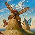Moulin aux papillons