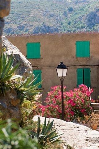 Une maison du village.Copyright Olivier GOMEZ