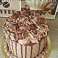 Layer cake kinder bueno ♥