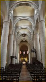 Eglise de Tournus - (c) C. MENOT