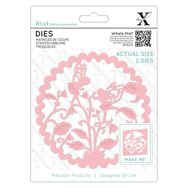xcut-dies-2pcs-floral-fairies-xcu-504092