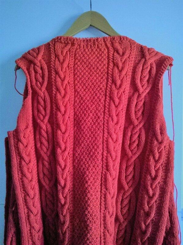 veste capuche Doriane capuche en cours (3)