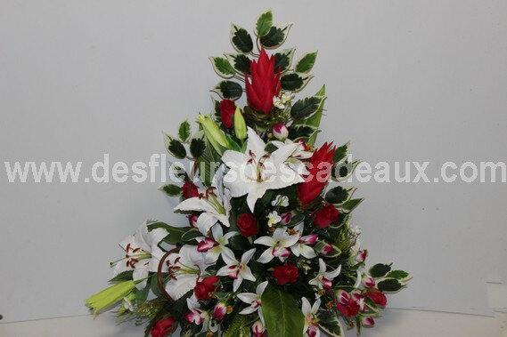 fleurs artificielles cimetière Rameaux (106)