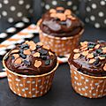 Muffins ou cupcakes tout chocolat
