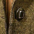 veste tailleur bouton