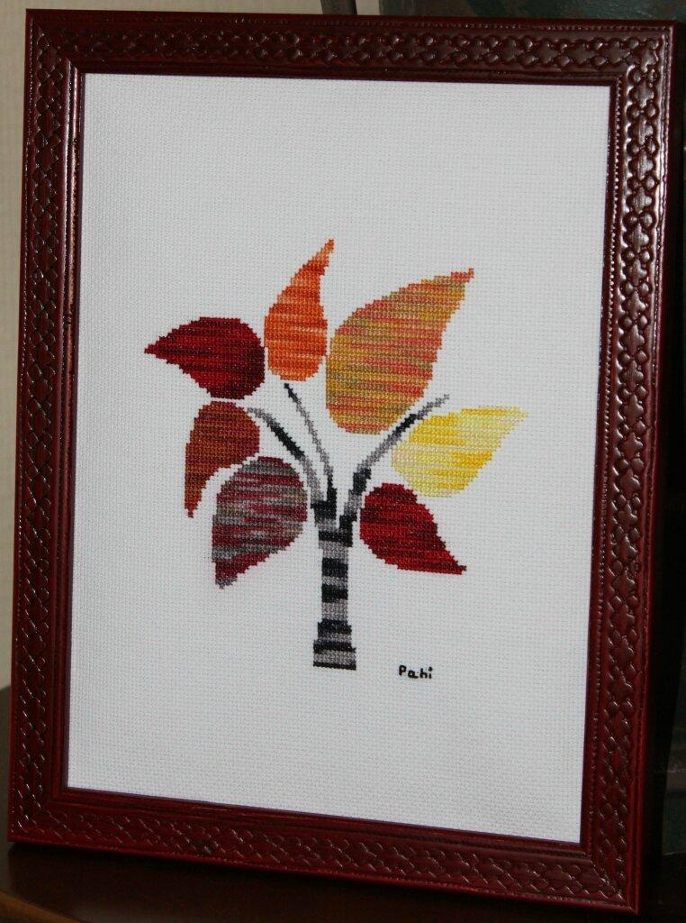 PAHI - Arbre coloré
