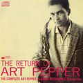 Art Pepper - 1956 - The Return Of Art Pepper (Blue Note)