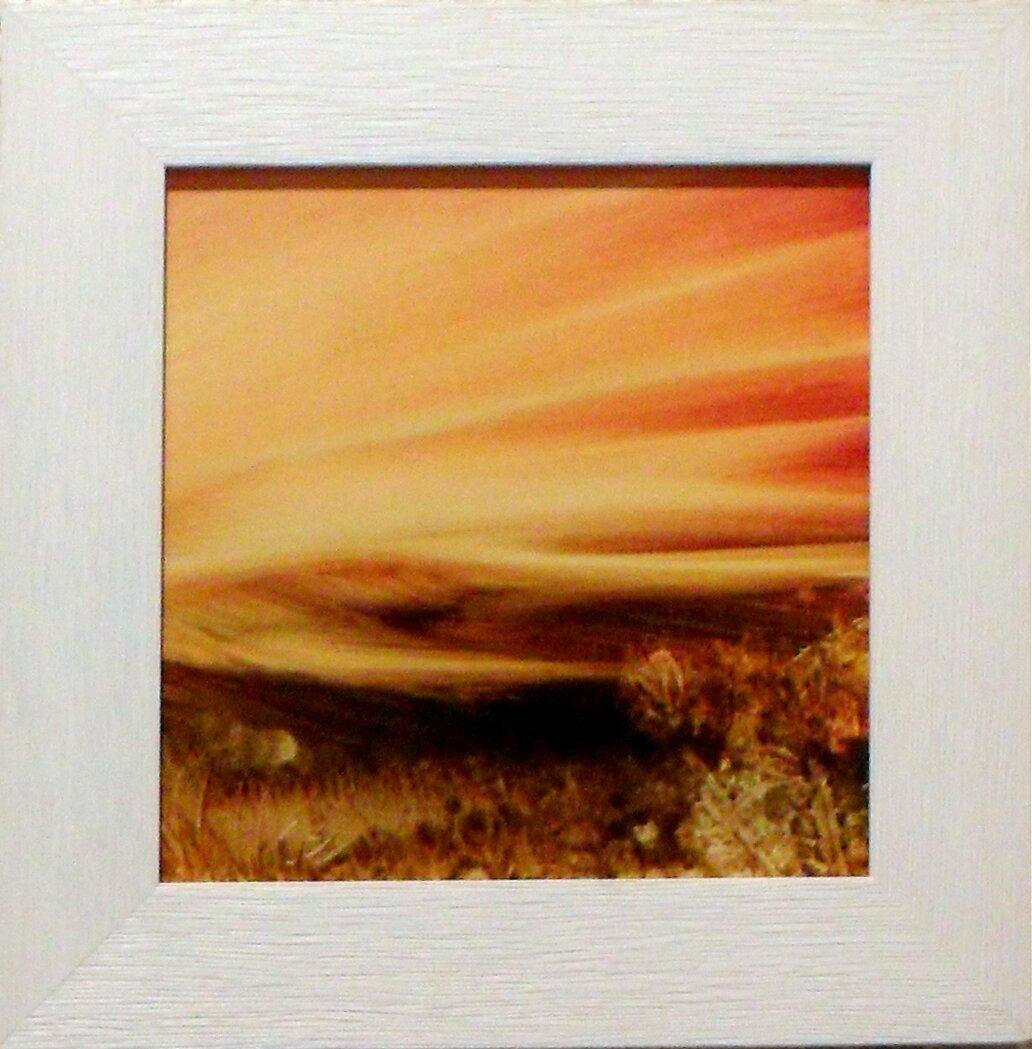 Lange, paysage 20 x20