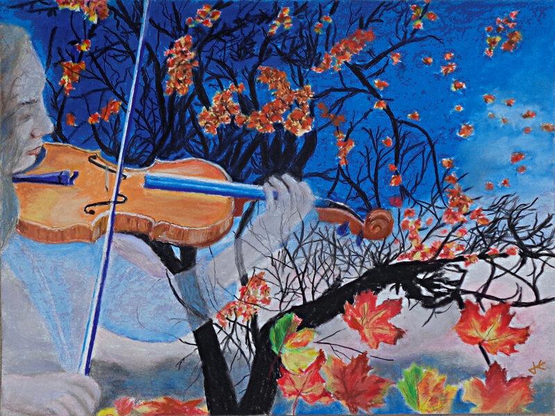 Violon de l'automne