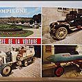 Compiègne - la façade du Palais -Musée de la voiture