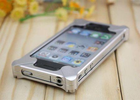 aluminum bumper Case For Iphone 4-5
