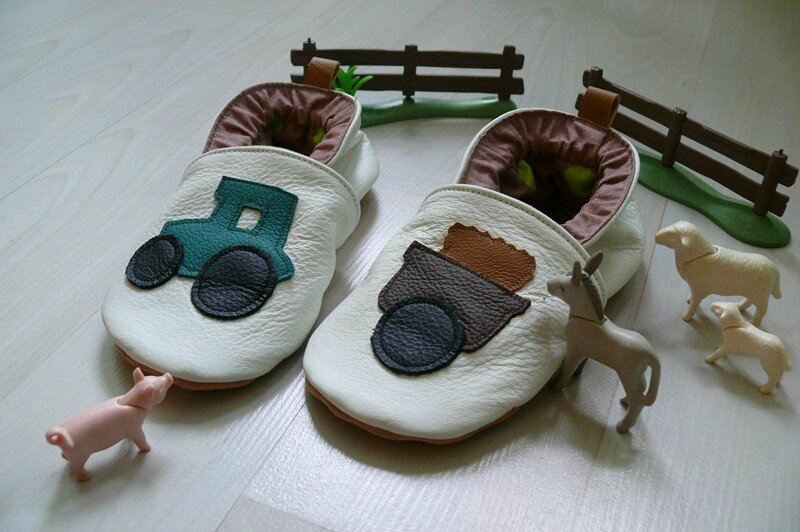chaussons tracteur