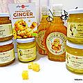 The ginger people le plaisir du gingembre