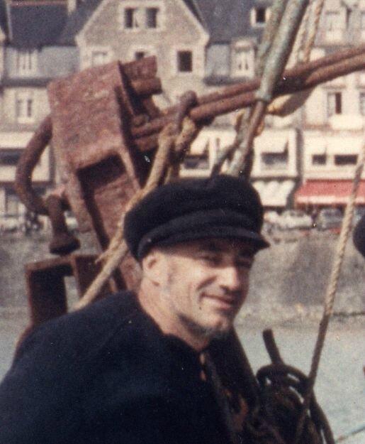19650927_Ronan lors des prises de vue roman photo Belle de Mai