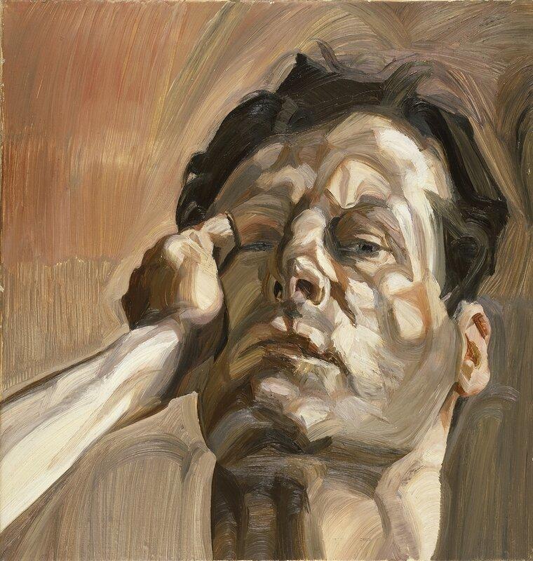 16-mart-laltroritratto-Lucian-Freud-Self-Portrait