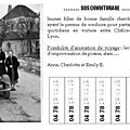 Petite annonce - sos covoiturage
