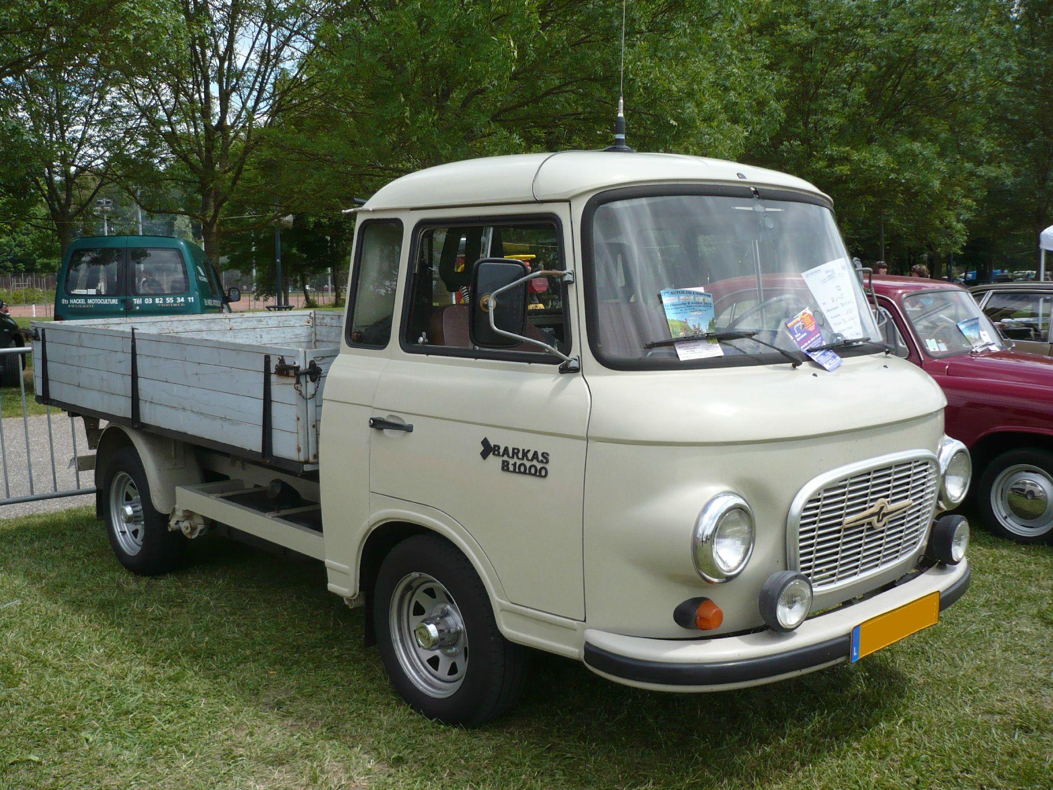 BARKAS B1000 pick-up Madine (1)