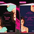 Série the lying game, sara shepard