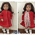 Nouvelles tenues pour les poupées minouche