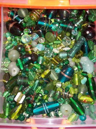 perles de verre 010