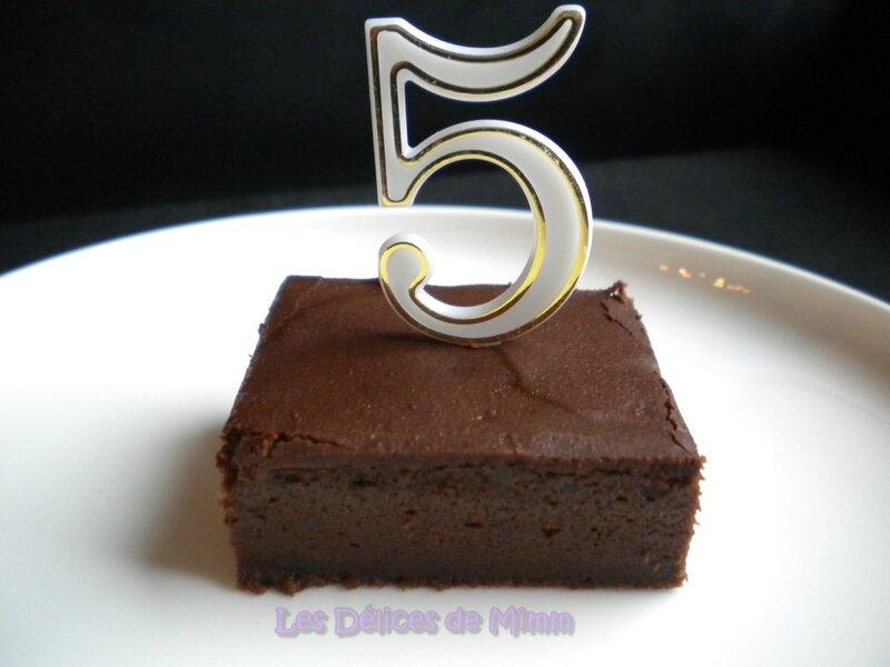 Le gâteau au chocolat et au mascarpone de Cyril Lignac 3