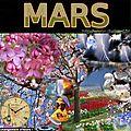 03 ) MOIS de MARS