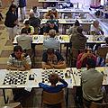 Grand Prix du Var 2008-2009 R1 (1) Vue de la salle a Ollioules