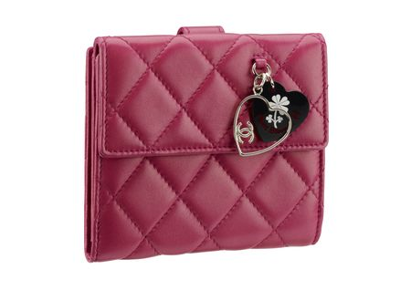 red_quilted_leather_wallet_purse_portefeuille_en_cuir_rouge_matelass_