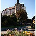 La balade du dimanche : le château des ducs de wurtemberg - montbéliard (franche-comté ) - partie 1