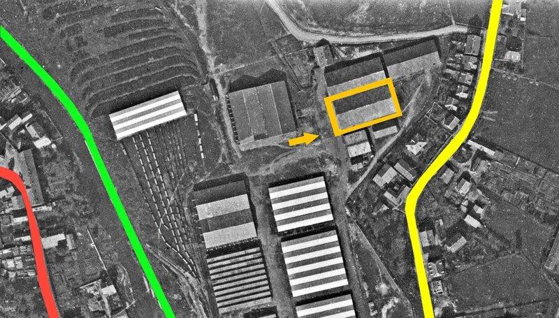 Photo centre aéronautique 1924 H2