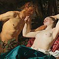 painting by the 17th-century dutch painter gerard van honthorst on long-term loan to the rijksmuseum