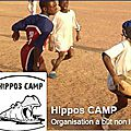 Association hippos camp, le rugby au mali