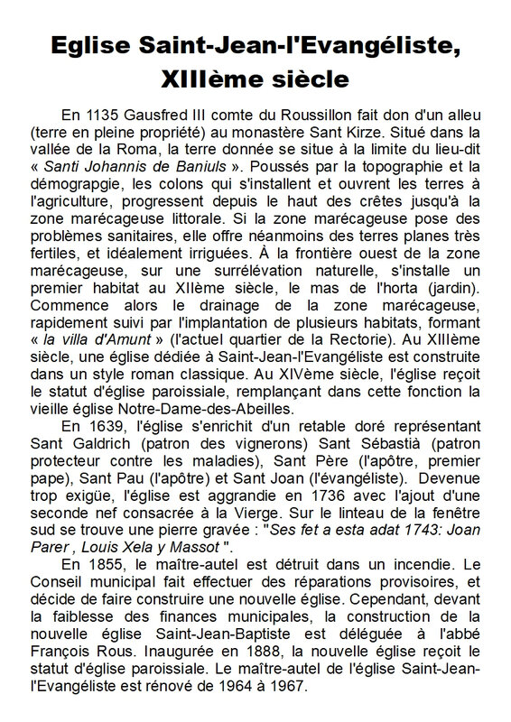142) Eglise Saint-Jean-l'Evangéliste - Page 1