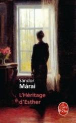 Marai - L'héritage d'Esther